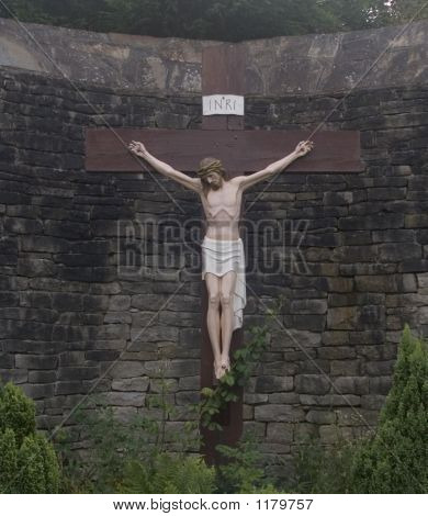 Jesus On Cross 2