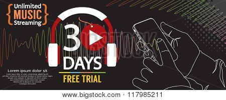 30 Days Free Trial 1500X600 Banner.