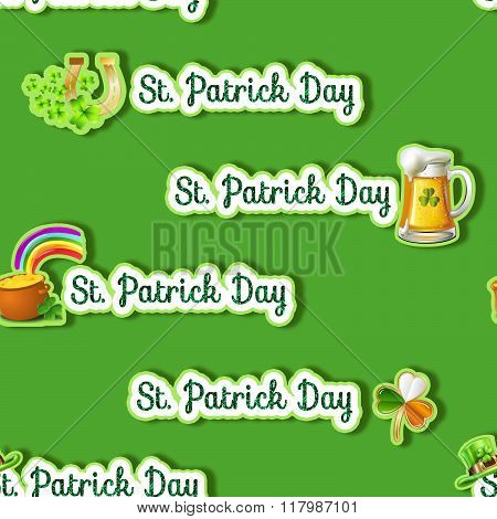 Saint Patrick day Theme background