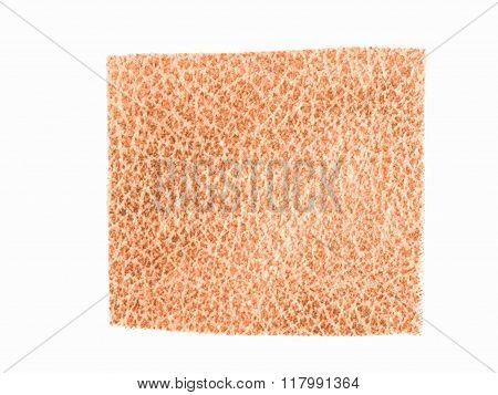 Brown Fabric Sample Vintage