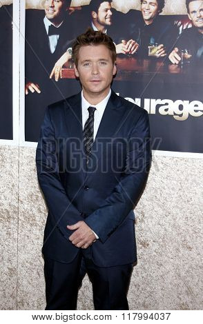Kevin Connolly at the HBO's Official Premiere of
