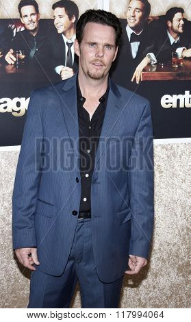 Kevin Dillon at the HBO's Official Premiere of