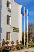 Постер, плакат: Constanta Romania January 6: Local Administrative Council On January 6 2016 In Constanta Part O