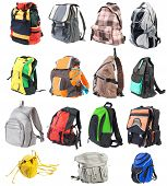pic of bagpack  - Big collection of small urban and sports bagpacks - JPG