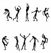 Dancing Men And Women