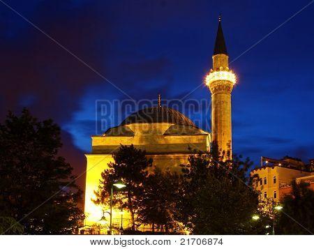 Firuz Aga Mosque