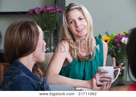 Women Talk Together