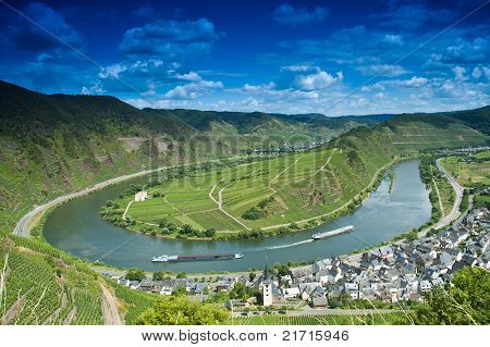 German River Moselle