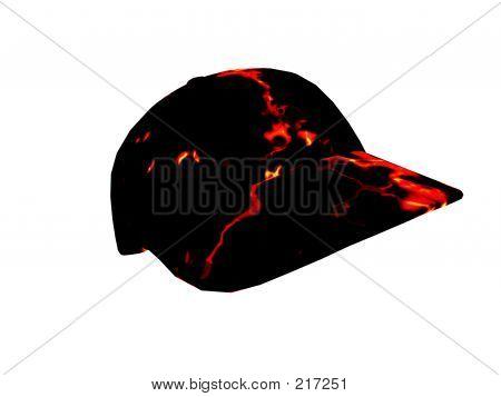 Fire Baseball Cap