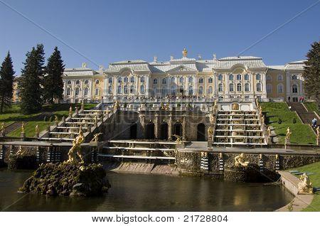 Summer Palace of Catherine
