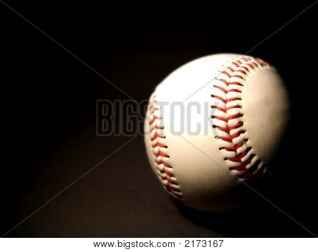 Baseball Horizontal