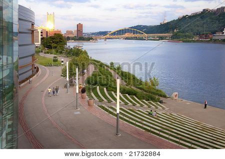 Pittsburgh Early Evening