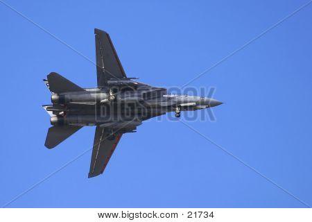 F-18 Hornet - Side