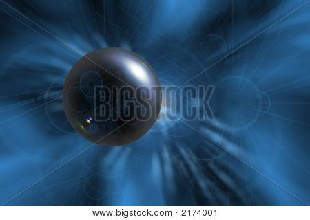 An Illustration Of The Abstract Planet System
