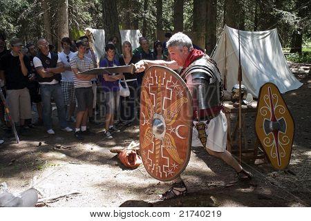 Roman Legionary Fights