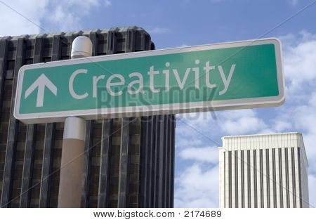 Creativity Ahead