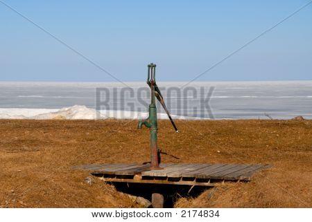 Old Farm Pump