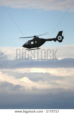 Helicopter Search And Rescue