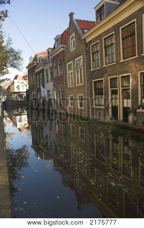 Streets Of Delft
