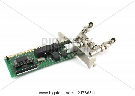 Network Card For Computer.