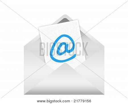 Contact Envelope