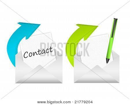 Contac Icon