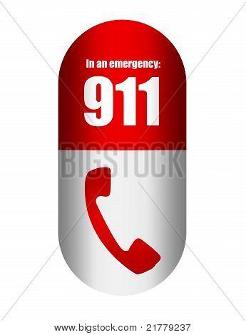 Telephone Sign Capsule