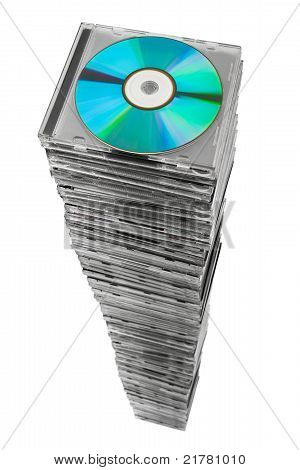 Stack Of Disks