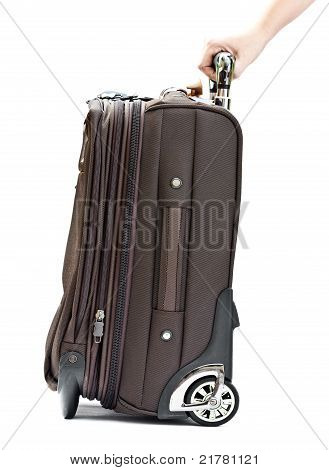 Hand With Suitcase
