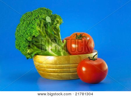 Broccoli With Tomatoes