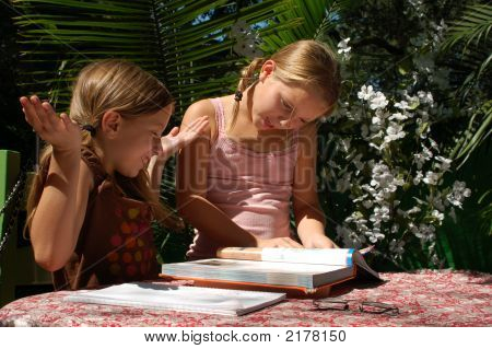 cute Hausaufgabenhilfe
