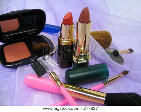 Cosmetic Products And Brushes