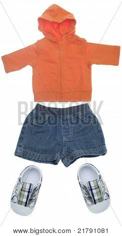 Outfit For A Boy Child