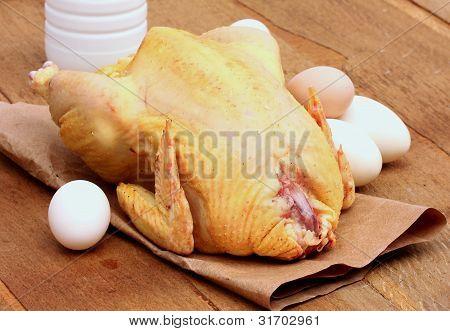 Chicken, Eggs And Milk