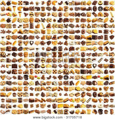 chocolate buns composition