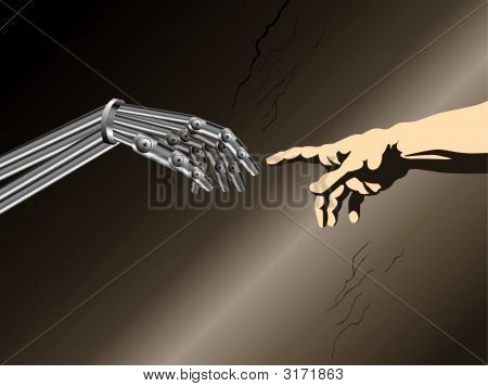 Creation Of Machine
