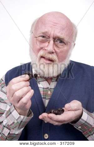 A Handful Of Prunes A Day