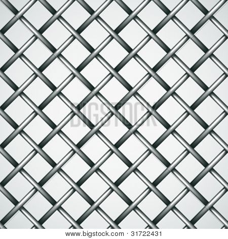 vector wire fence seamless background