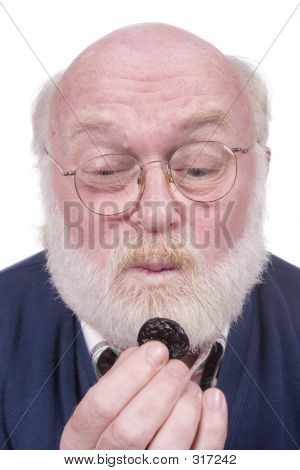 Looking At A Prune