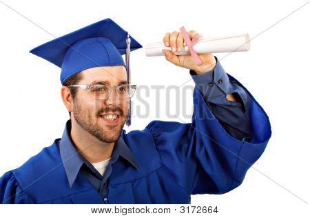 Male College Grad
