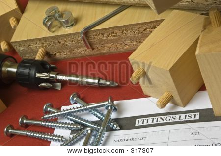 Flatpack Furniture Assembly