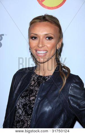 LOS ANGELES - MAR 26:  Giuliana Rancic arrives at  the