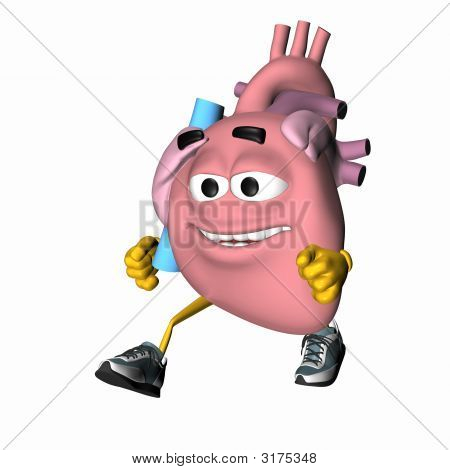 Smiley Aorta - Exercise Your Heart