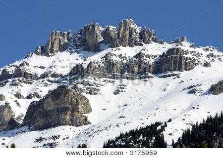 Kanadischen Rocky Mountains