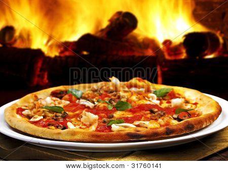 Piza oven