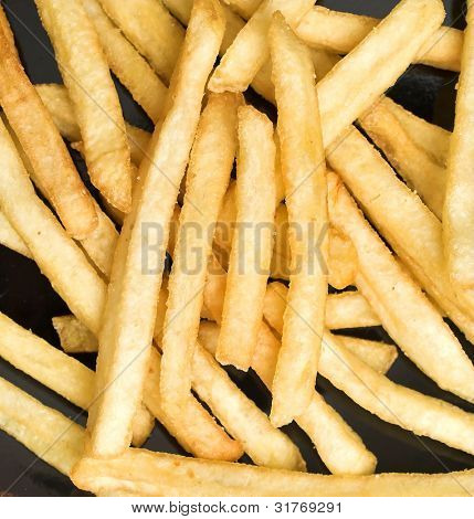 Fatty french fries