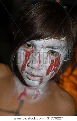 Halloween In Pattaya