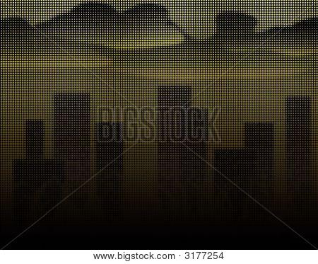Halftone Towers
