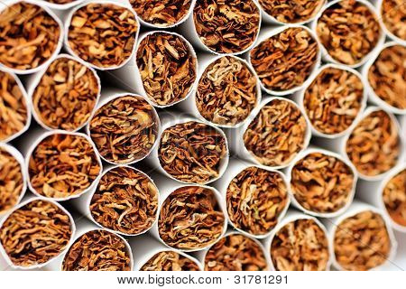 cigarets background
