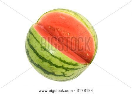 Cool Red Personal Watermelon